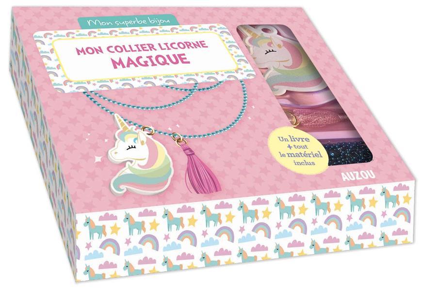 Mon collier licorne magique