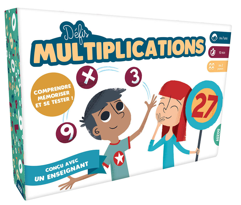 DEFIS MULTIPLICATIONS