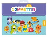 MA POCHETTE DE 100 GOMMETTES - MES PREMIERES ACTIVITES