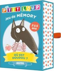 P'TIT LOUP - JEU DE MEMORY - OU EST DOUDOU ?