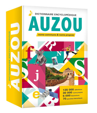 DICTIONNAIRE ENCYCLOPEDIQUE AUZOU 2020