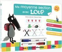 LOUP - LIVRE-ARDOISE MS