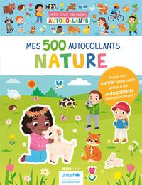 MES 500 AUTOCOLLANTS - NATURE