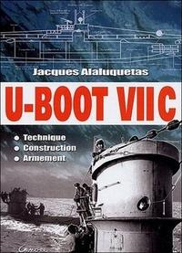 U-BOOT VII C - TECHNIQUE - CONSTRUCTION - ARMEMENT