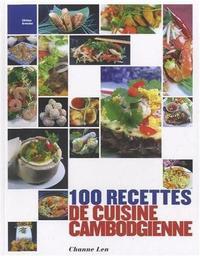 100 RECETTES DE CUISINE CAMBODGIENNE