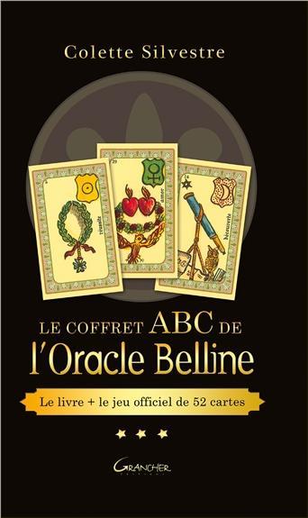 LE COFFRET ABC DE L'ORACLE BELLINE - LE LIVRE + LE JEU OFFICIEL DE 52 CARTES