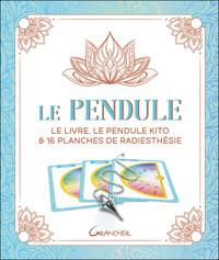 LE PENDULE - COFFRET - LE LIVRE, LE PENDULE KITO & 16 PLANCHES DE RADIESTHESIE