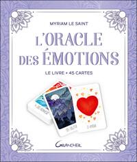 L'ORACLE DES EMOTIONS - LE LIVRE + 45 CARTES - COFFRET