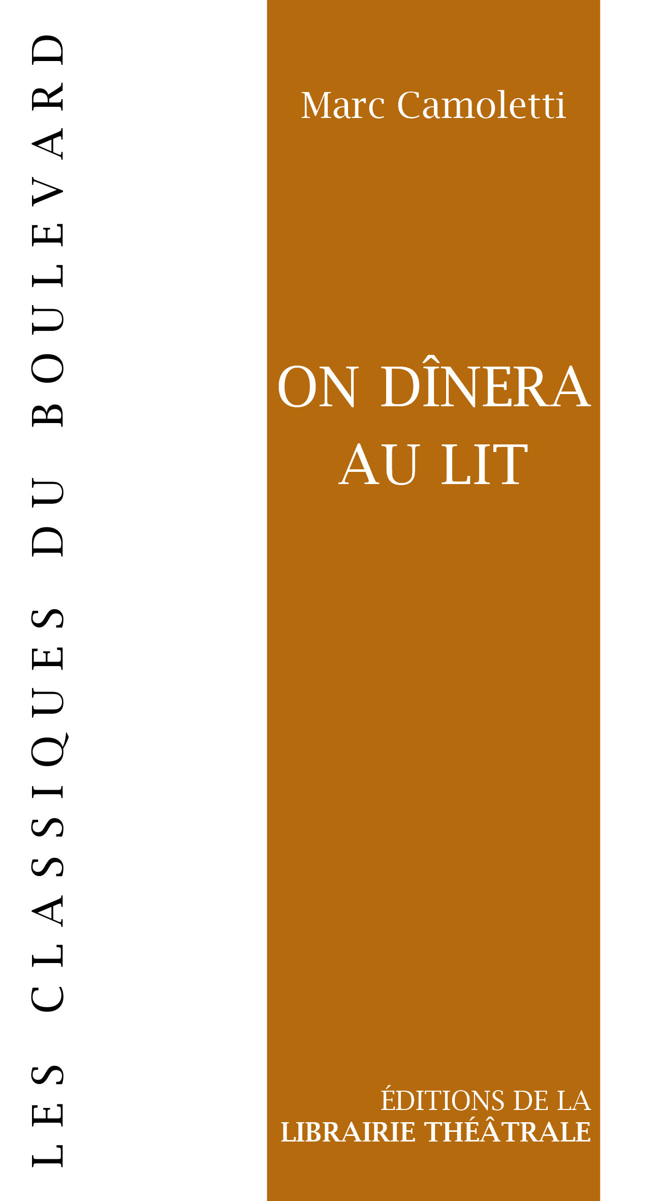 ON DINERA AU LIT