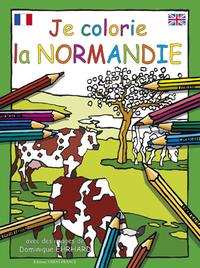 JE COLORIE LA NORMANDIE  (CS7400)