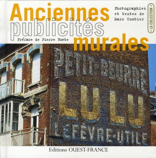 ANCIENNES PUBLICITES MURALES