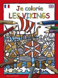 JE COLORIE LES VIKINGS