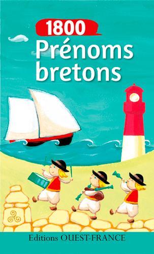 1800 PRENOMS BRETONS (POCHE)