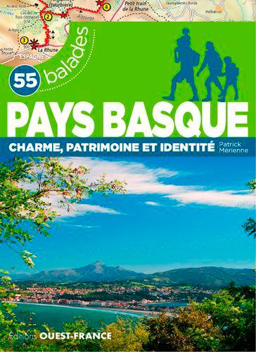 PAYS BASQUE - 55 BALADES