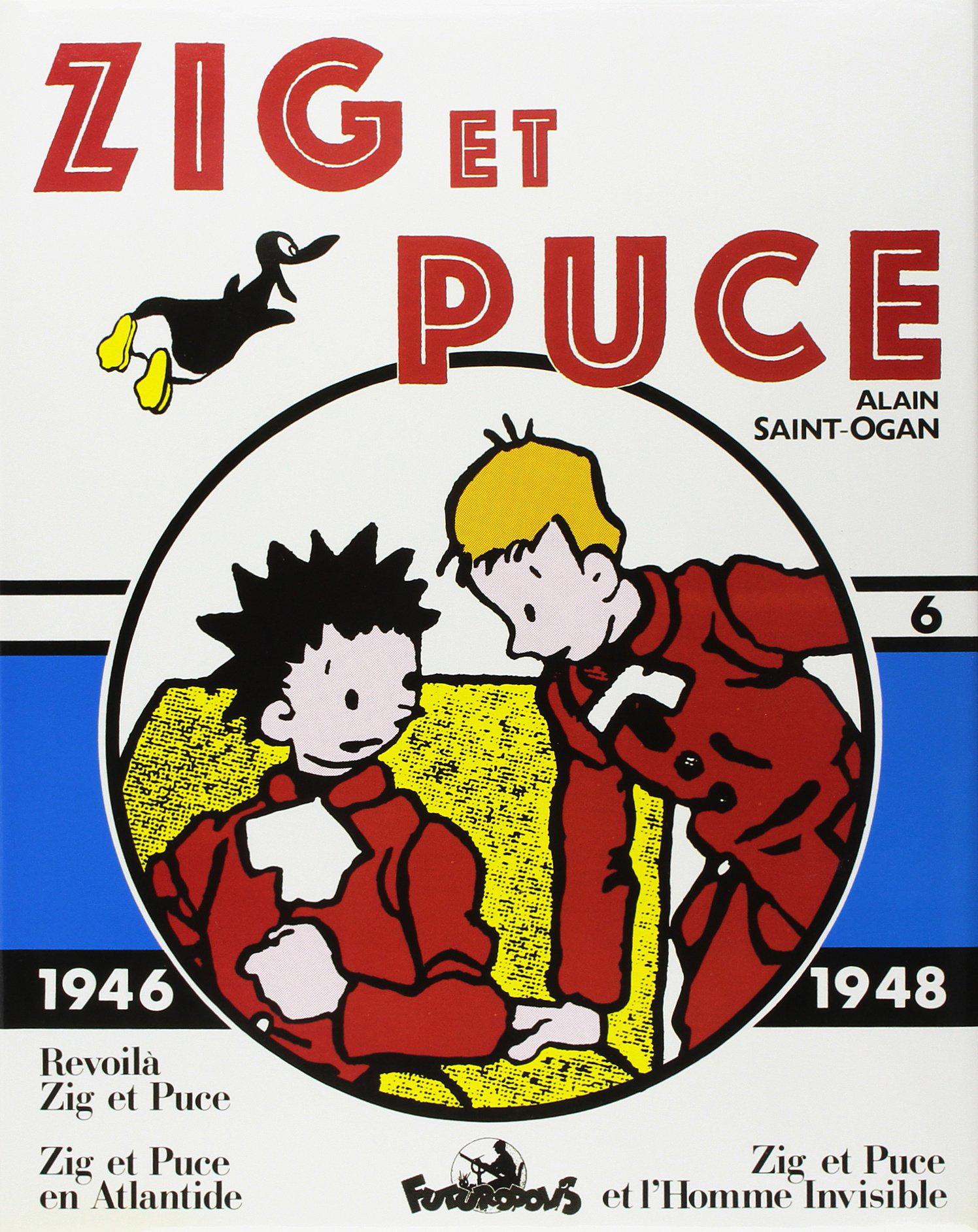 ZIG ET PUCE - (1946-1948)