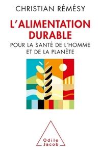 L'ALIMENTATION DURABLE
