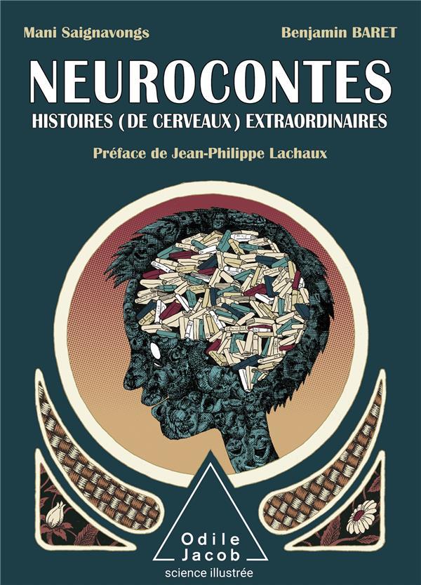 NEUROCONTES - HISTOIRES (DE CERVEAU) EXTRAORDINAIRES