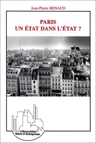 PARIS, UN ETAT DANS L'ETAT?