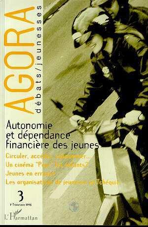 Autonomie et dépendance financière des jeunes