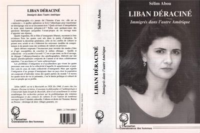 LIBAN DERACINÉ
