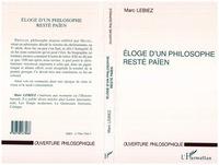 ELOGE D'UN PHILOSOPHE RESTE PAIEN - PROCLOS (412-485)
