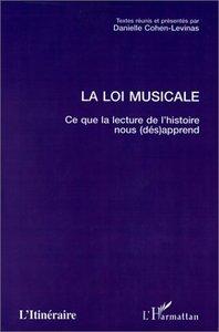 LA LOI MUSICALE