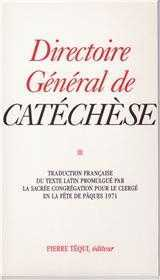 DIRECTOIRE GENERAL CATECHESE 1971