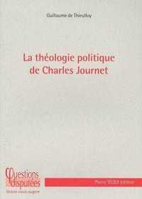 LA THEOLOGIE POLITIQUE DE CHARLES JOURNET