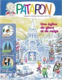 UNE EGLISE DE GLACE ET DE NEIGE - REVUE PATAPON JANVIER 2012 N 381