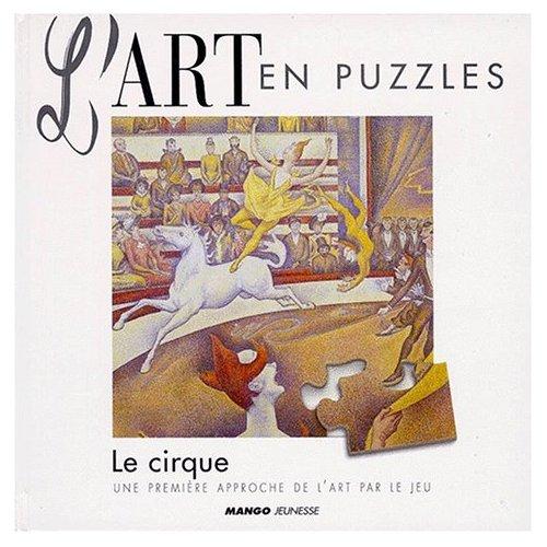 ART EN PUZZLE CIRQUE