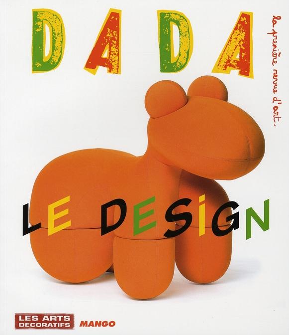 DESIGN LE REVUE DADA N133