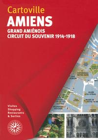 AMIENS - GRAND AMIENOIS - CIRCUIT DU SOUVENIR 1914-1918