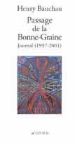 PASSAGE DE LA BONNE GRAINE - JOURNAL (1997-2001)