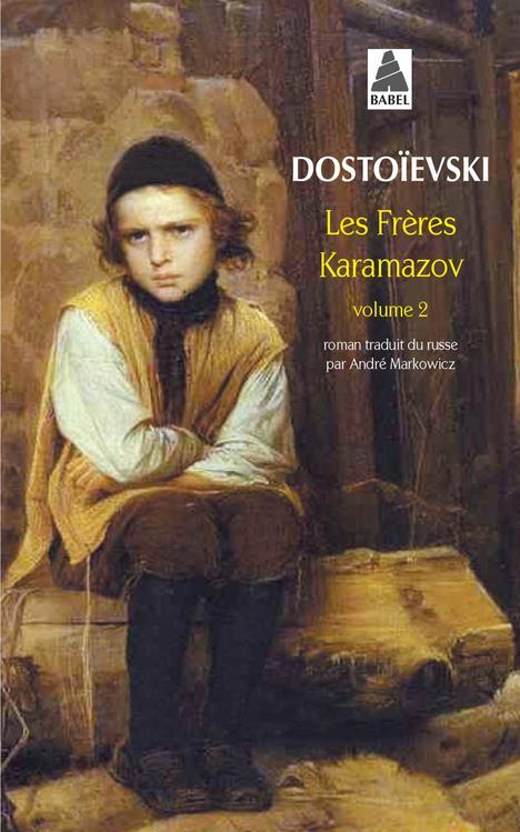 Freres karamazov t2 (les) bab n 527