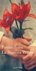 SIGNORA WILSON (LA)
