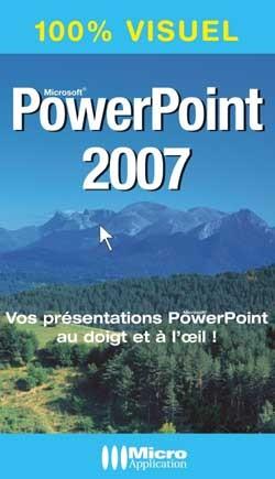 POWERPOINT 2007 - 100 % VISUEL