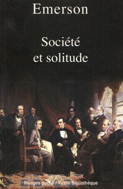 SOCIETE ET SOLITUDE