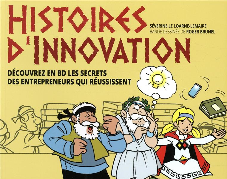Histoires d innovation