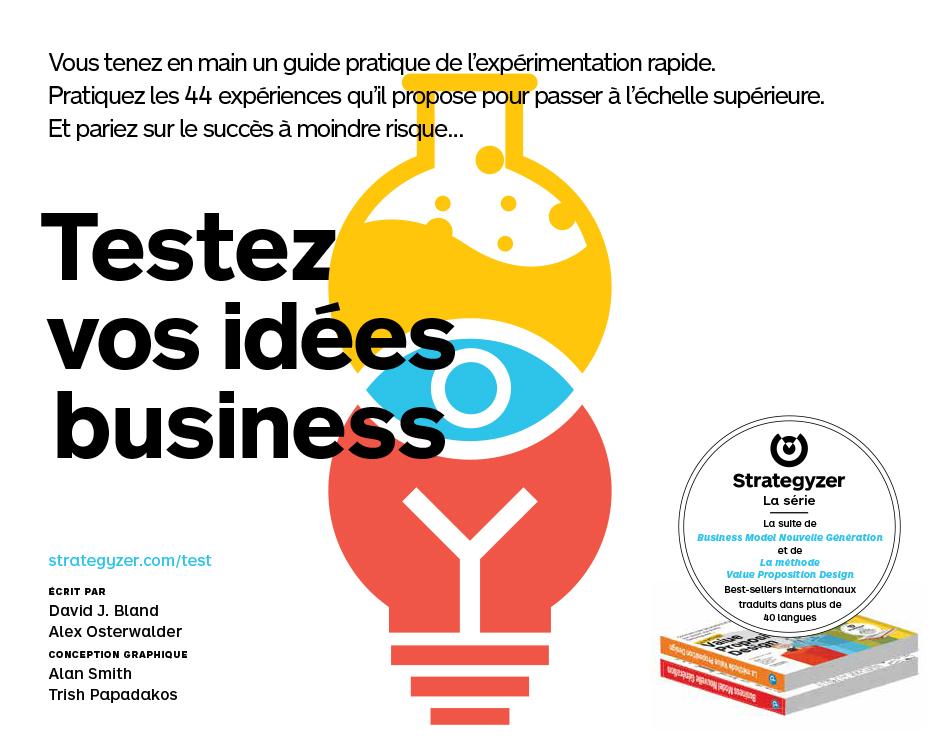 TESTEZ VOS IDEES BUSINESS