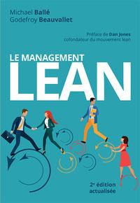 LE MANAGEMENT LEAN, 2E EDITION, REVISEE