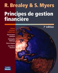 PRINCIPES DE GESTION FINANCIERE 7E ED