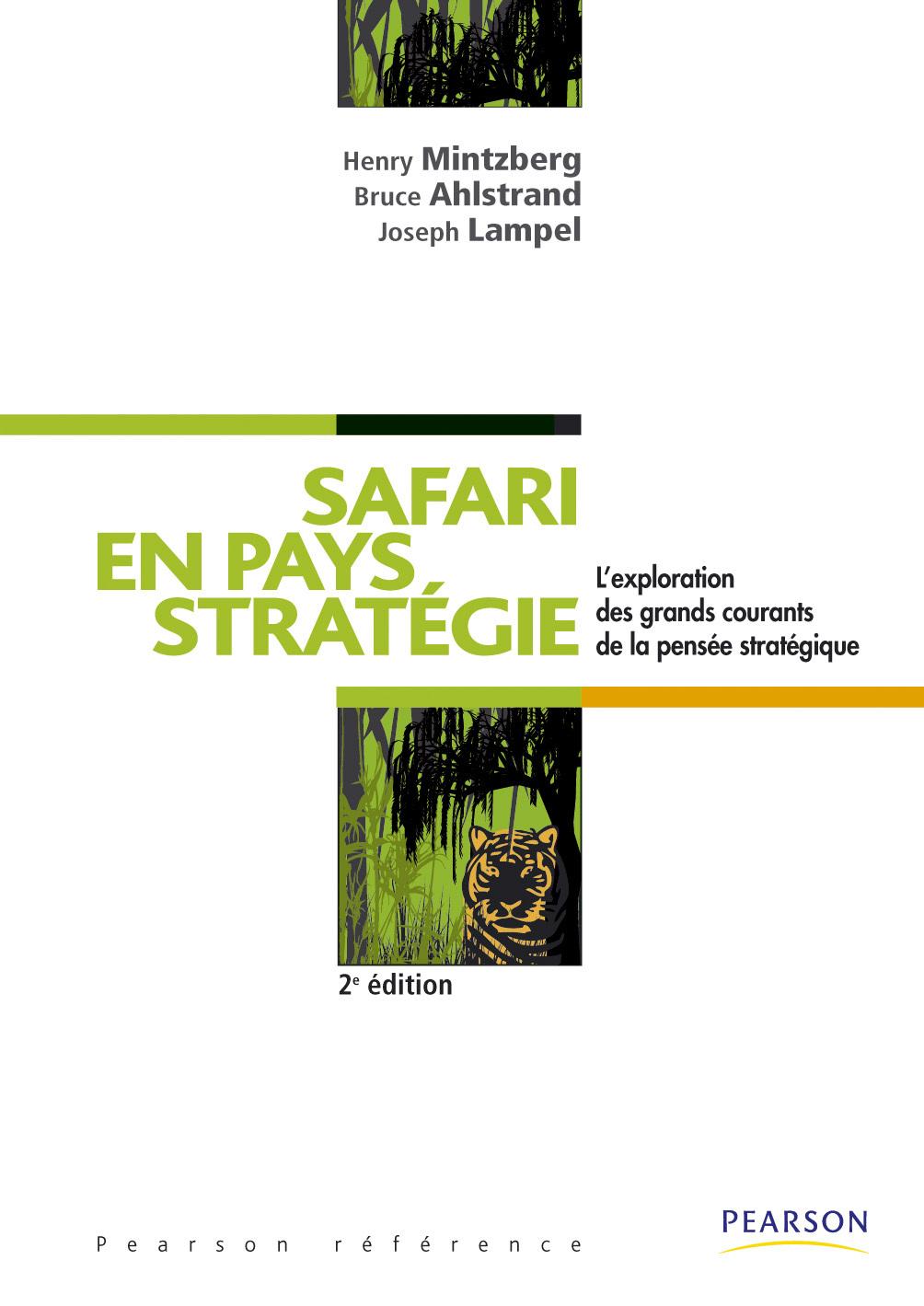 SAFARI EN PAYS STRATEGIE 2E ED