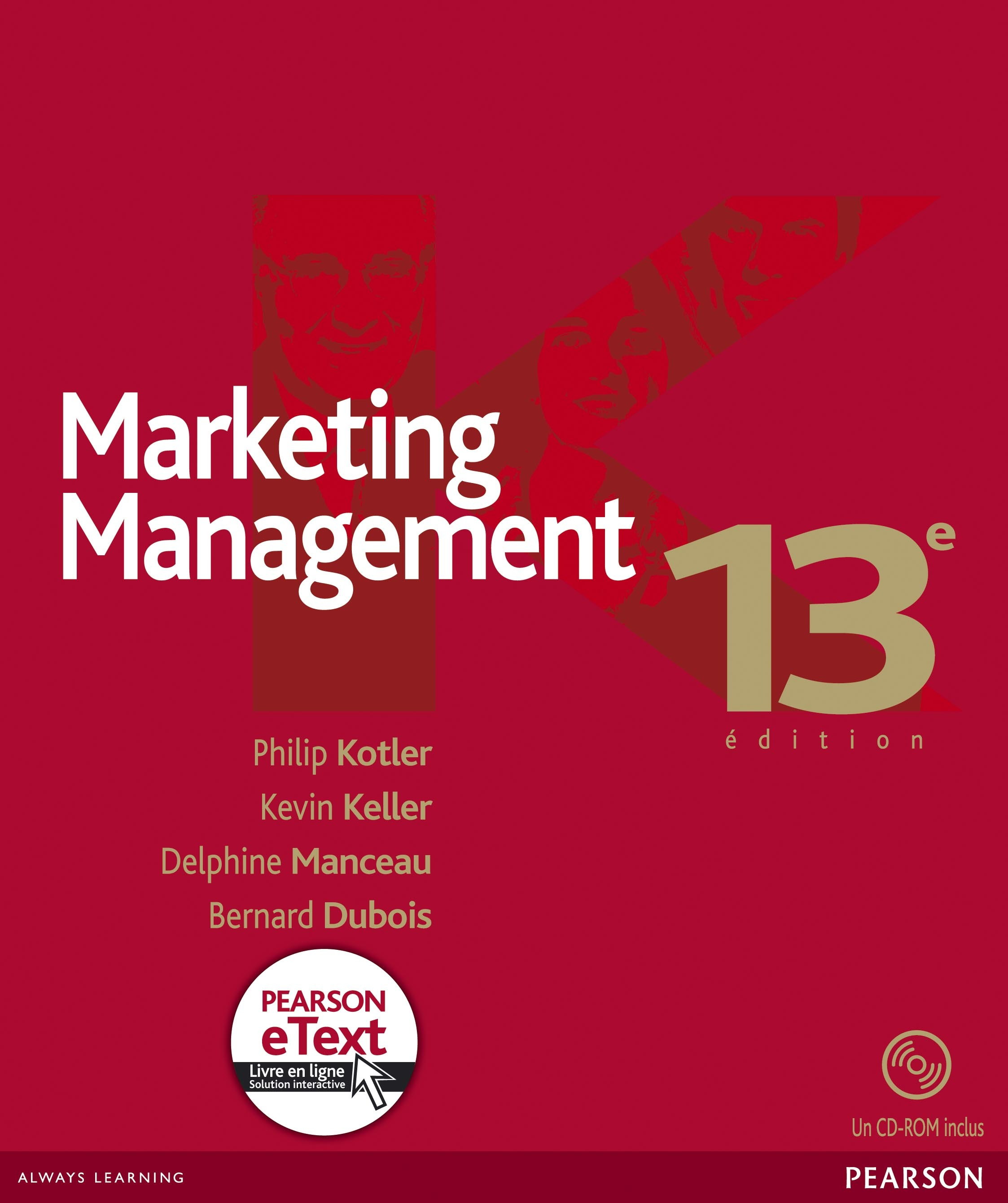 MARKETING MANAGEMENT 13E + ETEXT