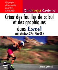 CREER F. DE CALCUL, GRAPHIQUES DANS EXCEL