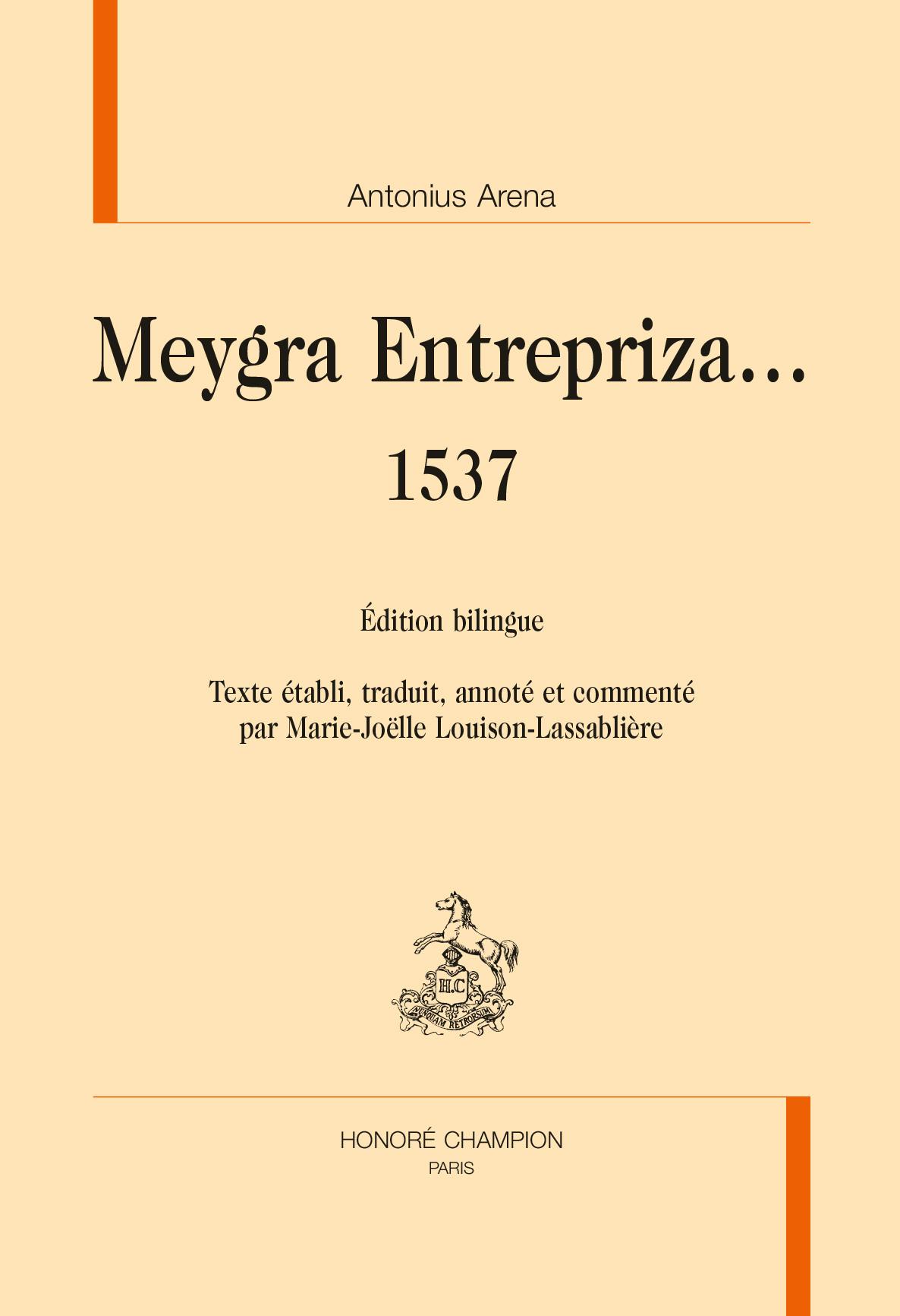 MEYGRA ENTREPRIZA 1537