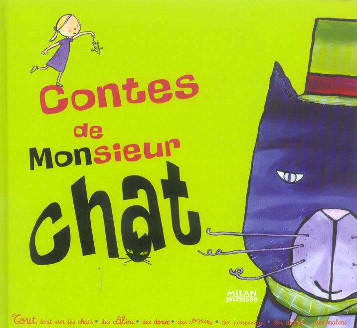 CONTES DE MONSIEUR CHAT