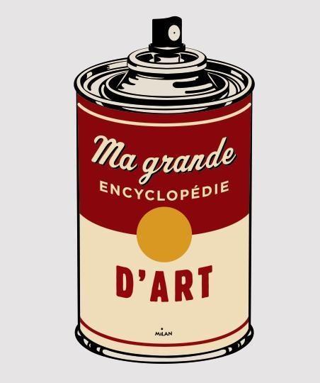 MA GRANDE ENCYCLOPEDIE D'ART