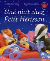 UNE NUIT CHEZ PETIT HERISSON