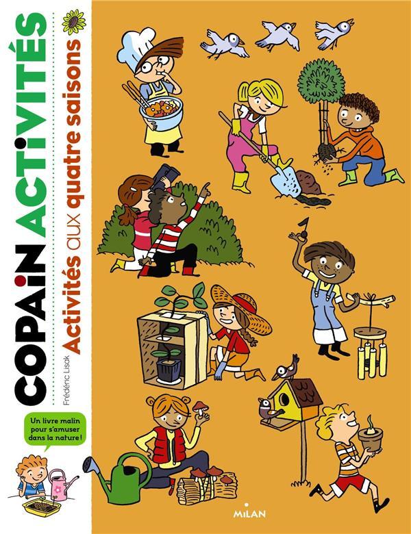 COPAIN - ACTIVITES AUX 4 SAISONS