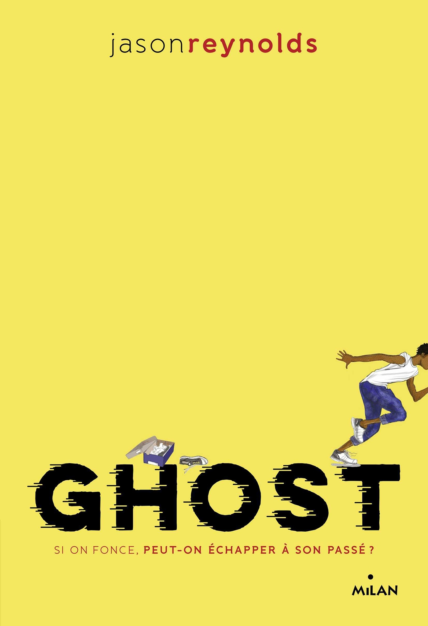 GO !, TOME 01 - GHOST